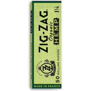 Zig Zag best hemp rolling papers