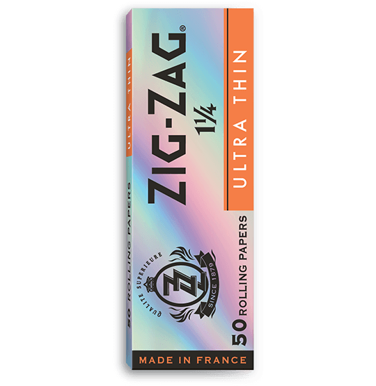 Zig Zag thinnest rolling papers