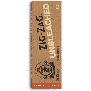 Zig Zag unbleached rolling papers